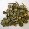 Под Кирьят-Гатом найден клад золота и серебра времен восстания Бар-Кохбы