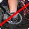 В Белоруссии использовать металлоискатели разрешат только специалистам