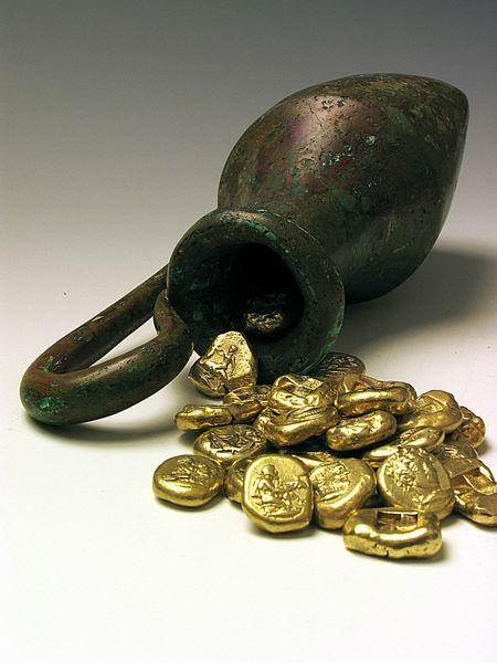 Клад — это не только сундук с золотом!
